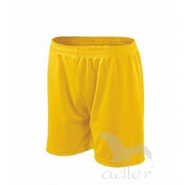 Šortky pánské/dětské PLAYTIME L žlutá