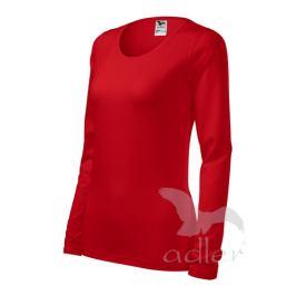 Tričko dámské SLIM XXL červená