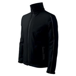 Pánská bunda SOFTSHELL JACKET XL černá