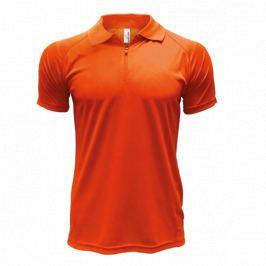 Funkční triko Polo Gents Colorado S neon orange
