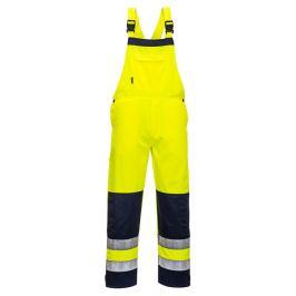 Laclové kalhoty Girona reflex XXXL neon yellow