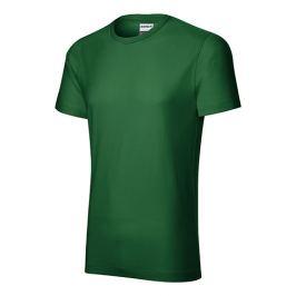 Pánské tričko RESIST HEAVY L lahvově zelená