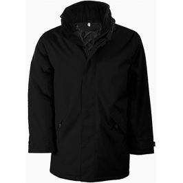 Zimní UNISEX bunda Parka 4XL černá