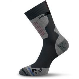 Lasting ILB 900 černá Inline ponožky Velikost: (34-37) S
