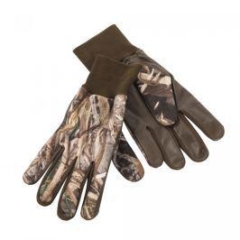 Deerhunter rukavice Fleece Gloves w.Leather (8761) 95 DH Velikost: XXL
