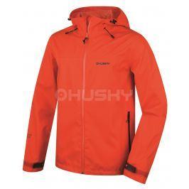 Husky Pánská outdoorová bunda   Lamy M oranžová Velikost: M