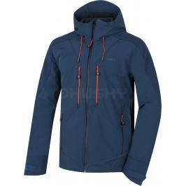 Husky Pánská softshell bunda   Sevan M tm.modrá Velikost: M