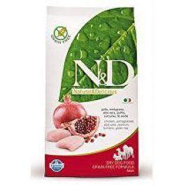 N & D Grain Free Dog Adult Maxi Chicken & Pomegranate 12 kg + Doprava zdarma + Množstevní sleva