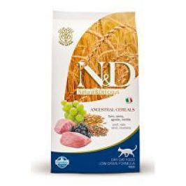 N&D Low Grain CAT Adult Lamb & Blueberry 300g
