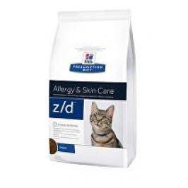 Hill's Fel. Z/D Dry Low Alergen 2kg