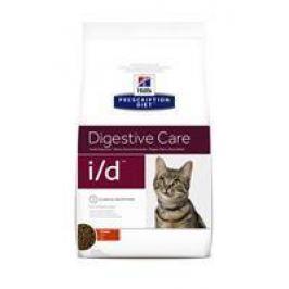 Hill's Fel. I/D Dry   5kg Krmivo pro kočky se zažívacími problémy