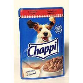 Chappi kapsička s hovězím  masem 100g