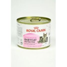 Royal canin Kom.  Feline Babycat konz. 195g