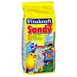 Vitakraft Bird Sand Bio papoušci písek 2kg
