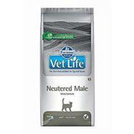 Vet Life Natural CAT Neutered Male 10kg