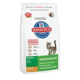Hill's Feline  Dry Kitten 5kg Plníme misky