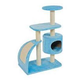 Škrábadlo WAVE cat tree L modrá 91cm Zolux