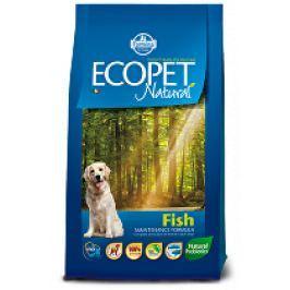 Ecopet Natural Adult Fish 12kg +2kg zdarma (do vyprodání)