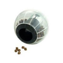 Hračka kočka CATRINE Catmosphere treat ball černá, 95
