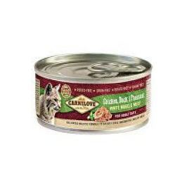 Carnilove White Muscle Meat Duck&Pheasant Cats 100g