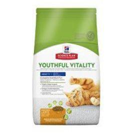 Hill's Feline Dry 7+ Youthful Vitality 1,5kg Plníme misky
