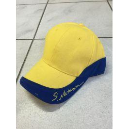 Kšiltovka Metaxa Unisex žlutá