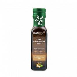 BIO Makadamový olej RAW 100 ml Wolfberry