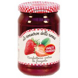 Strawberry Extra Jam - Jahodový Extra džem 340g Le Conserve Della Nonna