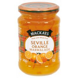 The Seville Orange Marmalade - Pomerančová zavařenina 340g Mackays