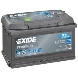 Exide 12V 72Ah EA722 EXIDE