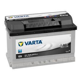 Varta Black Dynamic 12V 70Ah 640A, 5701440643122