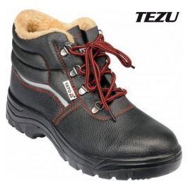 Boty pracovní kotníkové zimní TEZU vel. 42, YATO