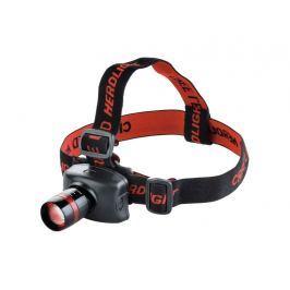 Čelovka 3W CREE LED, dosvit až 100m, funkce ZOOM, 3 režimy svícení, EXTOL LIGHT