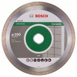 Diamantový dělicí kotouč Best for Ceramic - 200 x 25,40 x 2,2 x 10 mm - 3165140581424 BOSCH