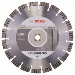 Diamantový dělicí kotouč Best for Concrete - 300 x 20,00+25,40 x 2,8 x 15 mm - 31651405816 BOSCH