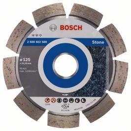 Diamantový dělicí kotouč Expert for Stone - 125 x 22,23 x 2,2 x 12 mm - 3165140580953 BOSCH