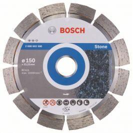 Diamantový dělicí kotouč Expert for Stone - 150 x 22,23 x 2,4 x 12 mm - 3165140580960 BOSCH
