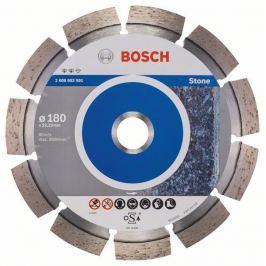 Diamantový dělicí kotouč Expert for Stone - 180 x 22,23 x 2,4 x 12 mm - 3165140580977 BOSCH