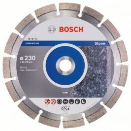Diamantový dělicí kotouč Expert for Stone - 230 x 22,23 x 2,4 x 12 mm - 3165140580984 BOSCH