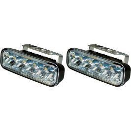 LED světla pro denní svícení Devil Eyes, 610757, 5 LED