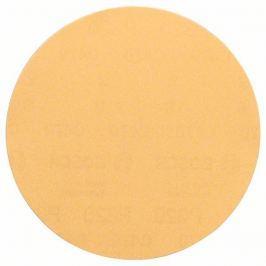 Listy brusného papíru C470, balení 50 ks; 115 mm, 60 - 3165140551021 BOSCH