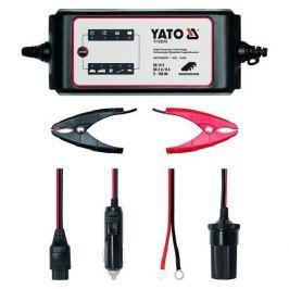 Nabíječka elektronická s mikroprocesorem, 12 V, YATO
