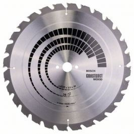 Pilový kotouč Construct Wood - 400 x 30 x 3,5 mm, 28 - 3165140194761 BOSCH