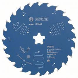 Pilový kotouč Expert for Wood; 190 x 2,4 mm, 24 - 3165140796521 BOSCH