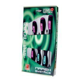 Sada šroubováků 6dílná PL/PH TWIN PLAST NAREX 864701