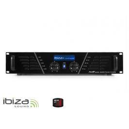Zesilovač IBIZA 2x480W AMP600 černý