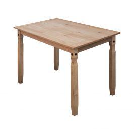 Jídelní stůl 118x79 CORONA 2 vosk 16116