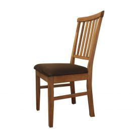 Polstrovaná židle 4843 dub Židle