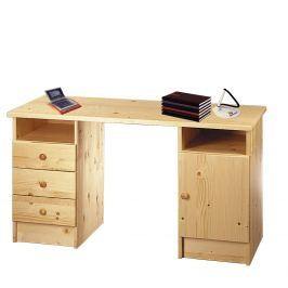 Psací stůl 847 lakovaný Psací a PC stoly