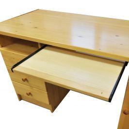 Výsuvná deska na klávesnici 880 lakovaná Psací a PC stoly